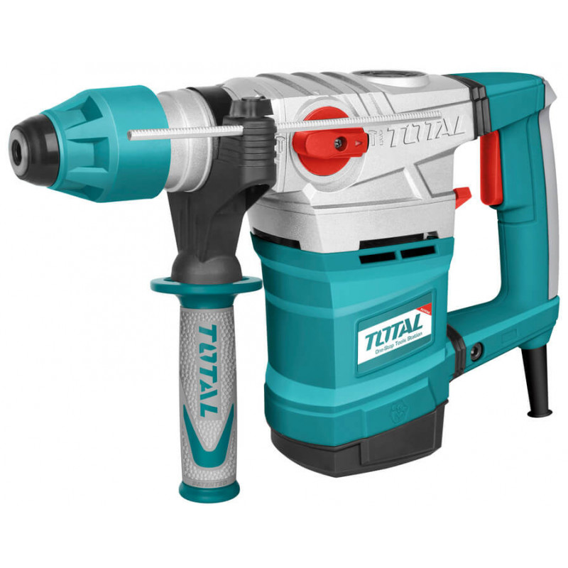 Rotomartillo SDS-PLUS 1800W Total Tools TH118366