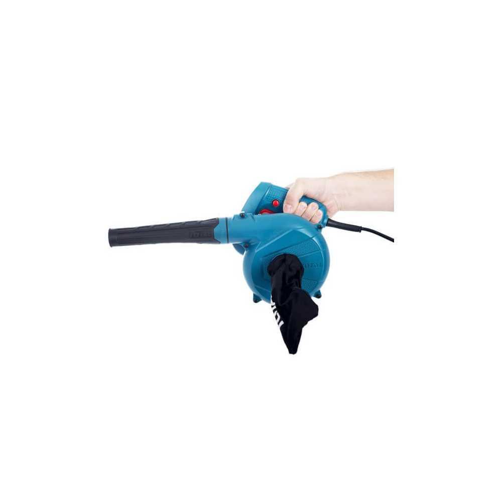Soplador-Aspirador 400W Total Tools TB2046
