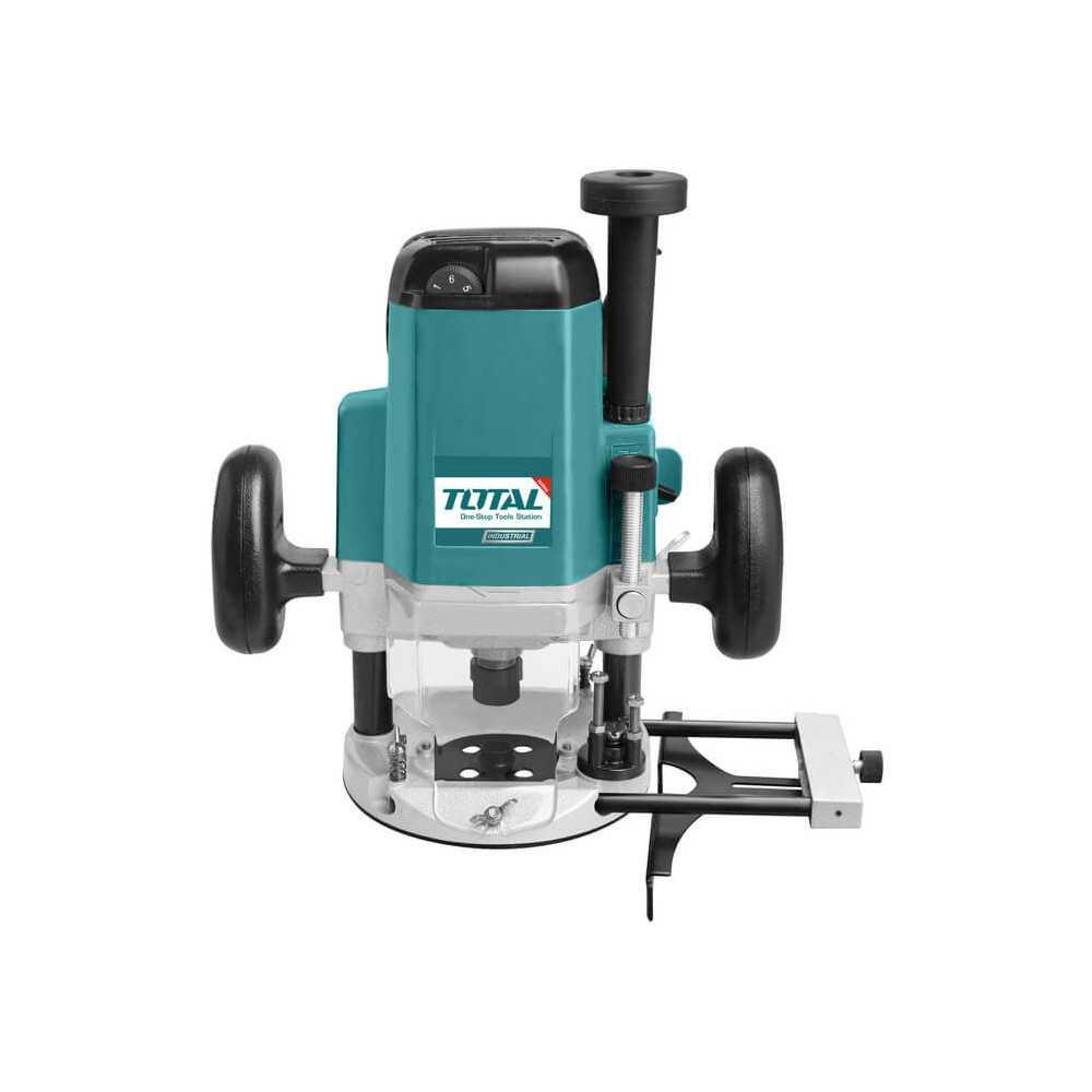 Fresadora 2200W Total Tools TR11122