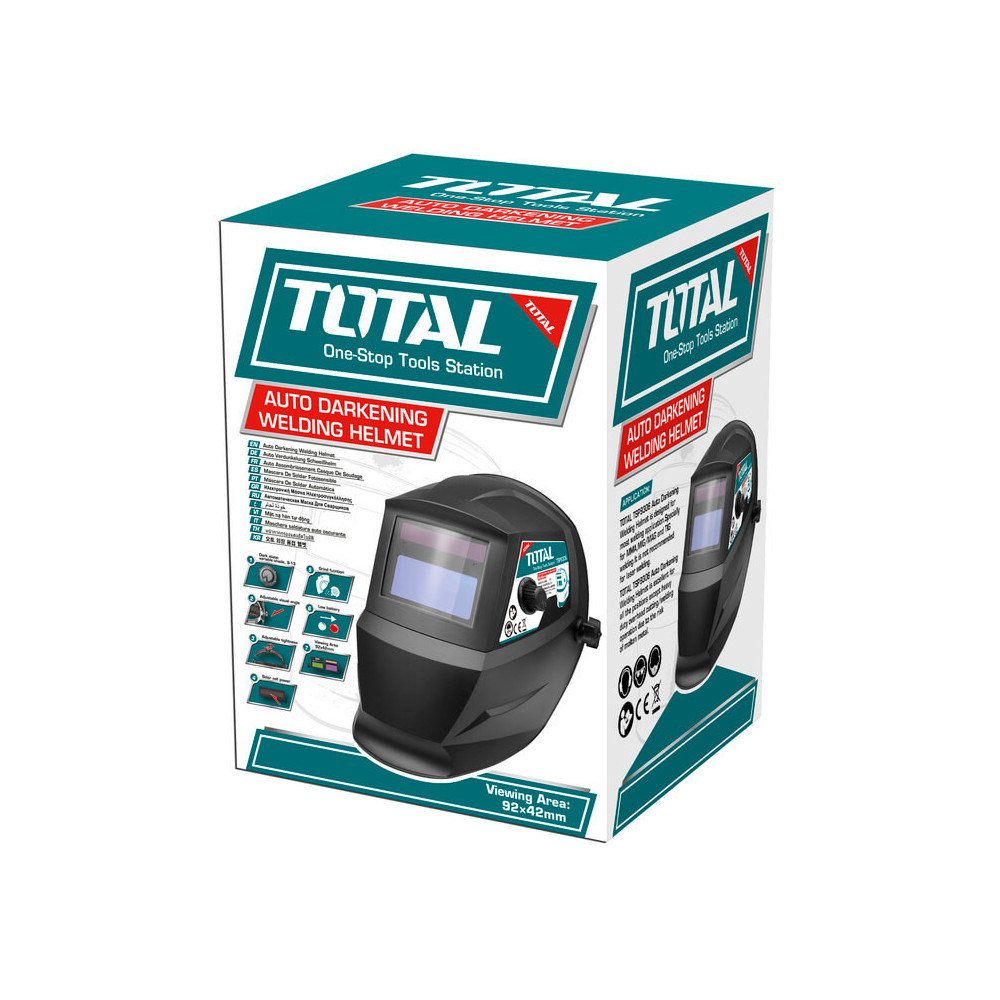 Máscara para soldar fotosensible Total Tools TSP9306