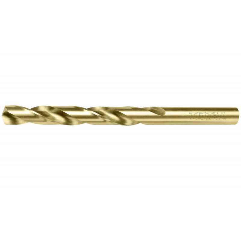 Broca Metal HSS 5mm 5 pcs Total Tools TAC100503