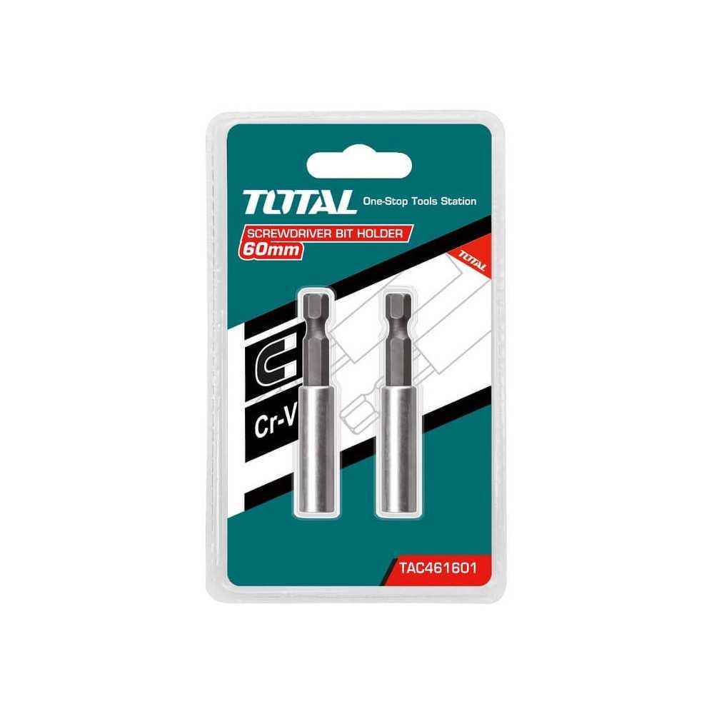 Juego de Dados Extensor 60mm 2Pzs Total Tools TAC461601