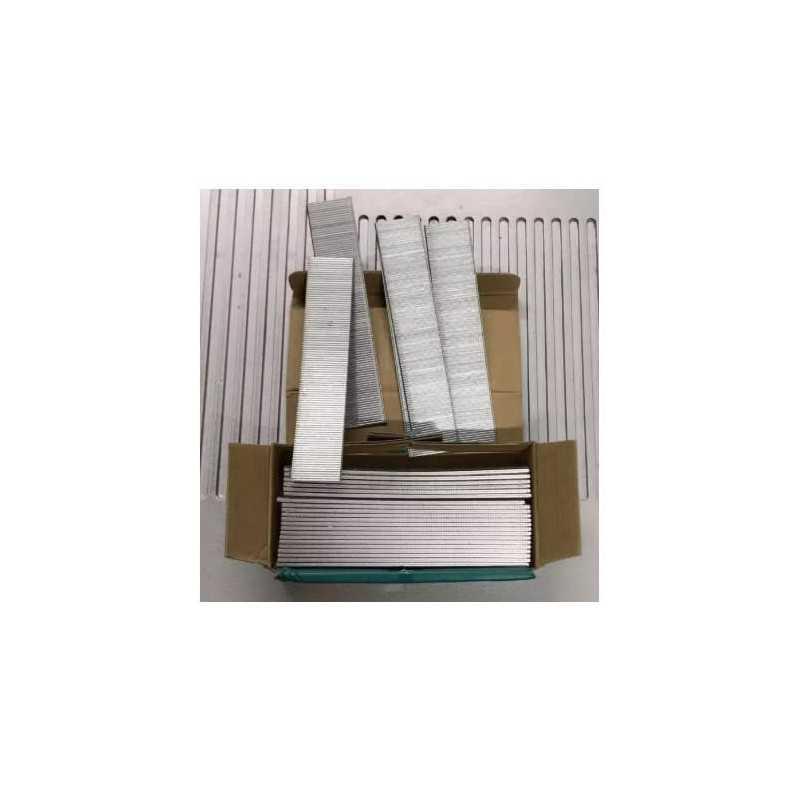 Clavos 25mm 5000 Pzs Total Tools TAC918251