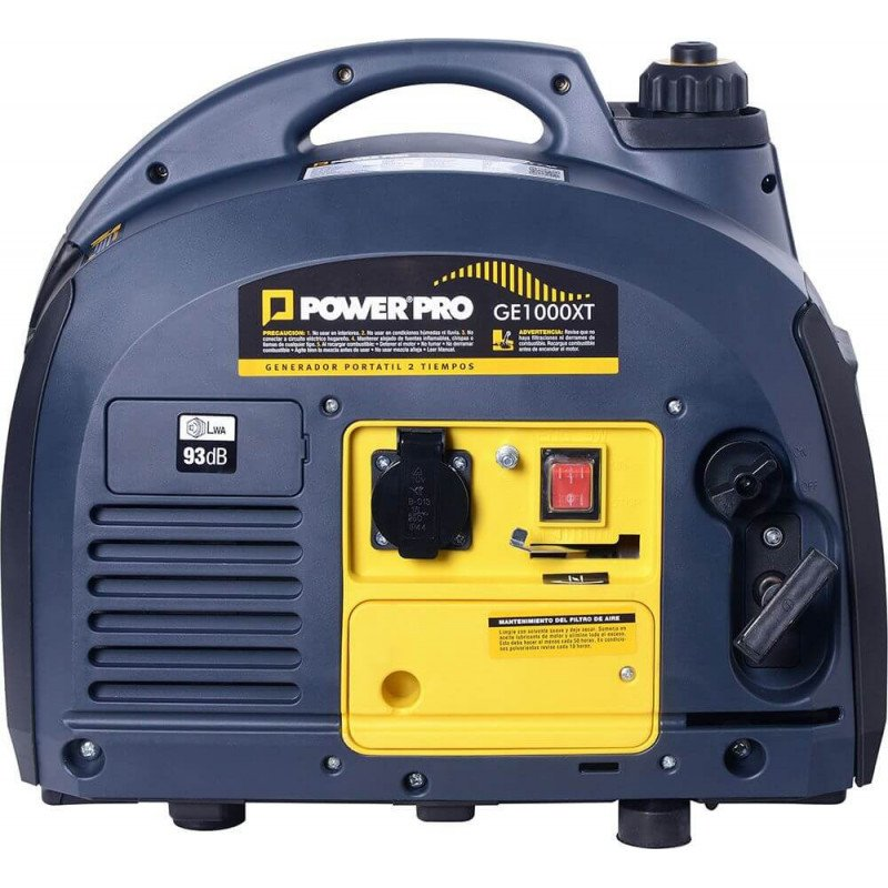 Generador a gasolina 0.75kw GE1000XT Power Pro 103010913