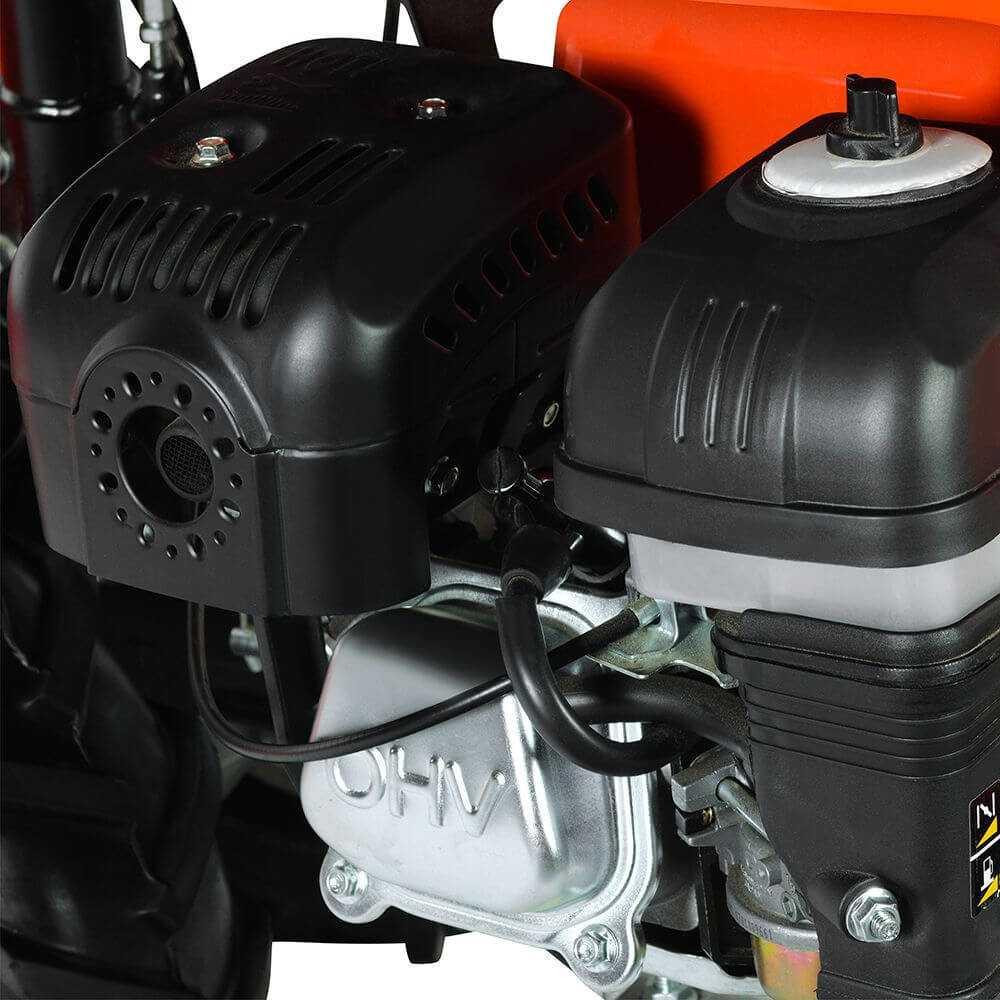 Motocultivador GASOLINA 7 HP MG650 Power Pro 103011190