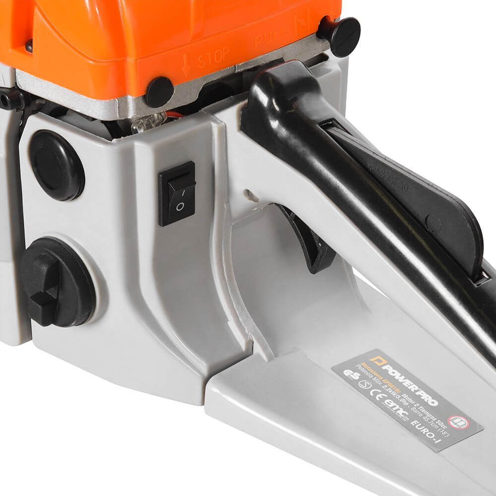 "Motosierra 18"" 50CC GP5018C Power Pro 103010141"