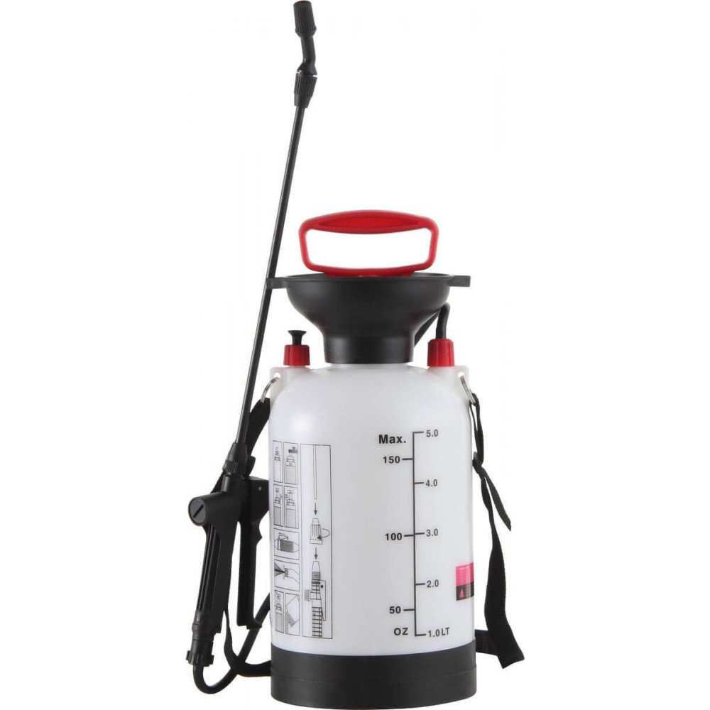 Pulverizador a Presión 5L PM50 Power Pro 103010101