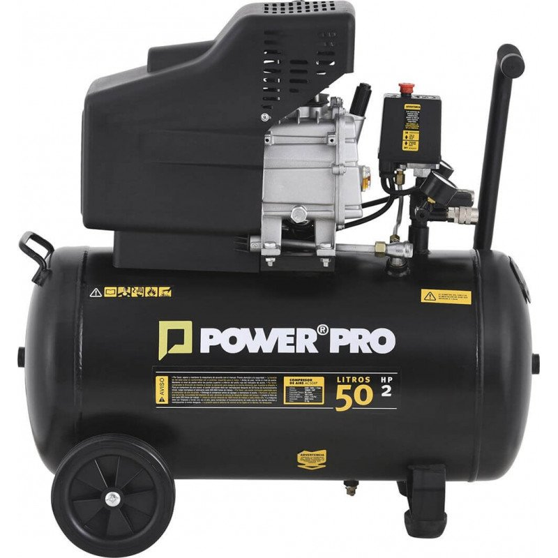 Compresor DE AIRE 50LT 2HP AC50XP Power Pro 103010758