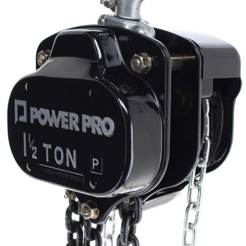 Tecle Cadena Manual 1.5 Toneladas Power Pro 103010762