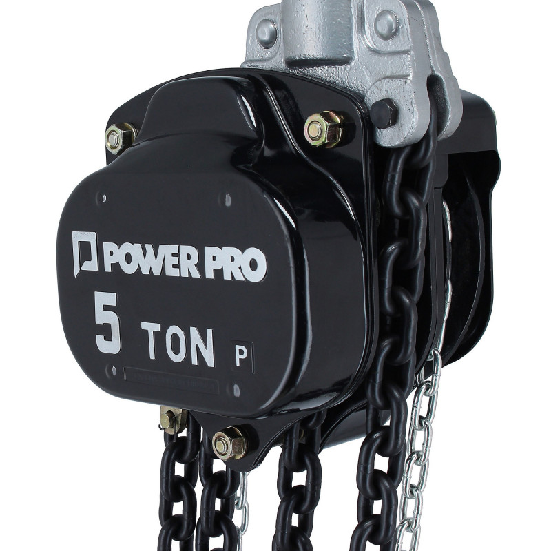 Tecle Cadena Manual 5 Toneladas Power Pro 103010765