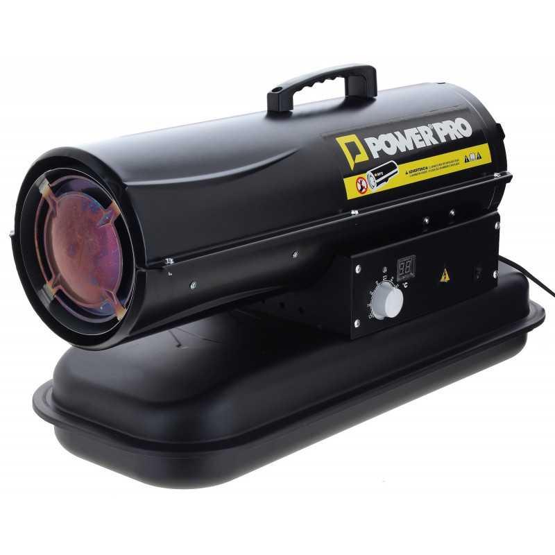 Turbo Calefactor Diesel/Kerosene 20KW DHT20 Power Pro 103010458