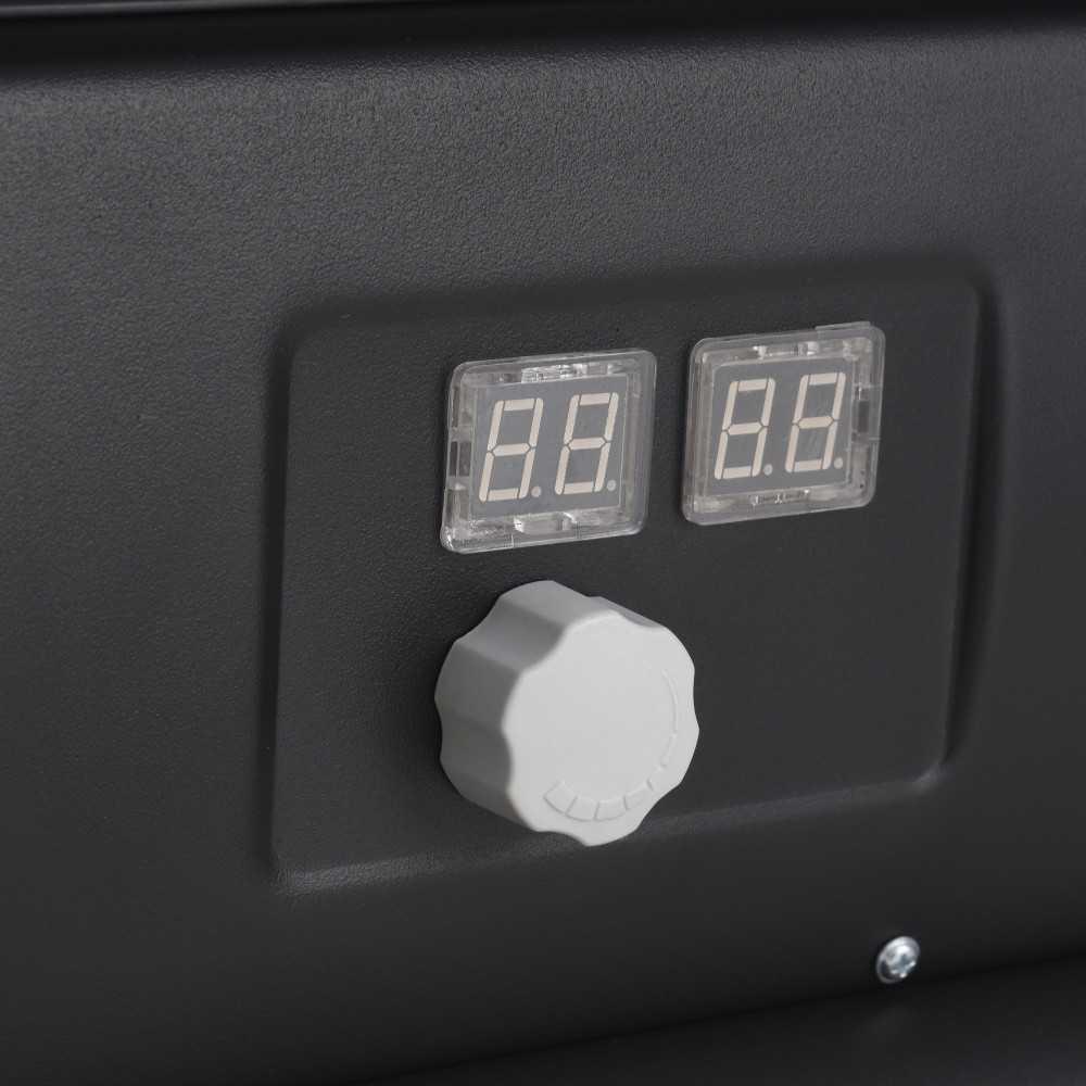 Turbo Calefactor Diesel/Kerosene 67KW DHT80RT Power Pro 103010929