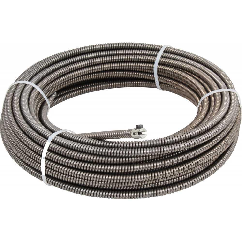 Cable Acerado para Destapador de Desagüe PDC330Z 12.7MMx30MTS Power Pro 103011487