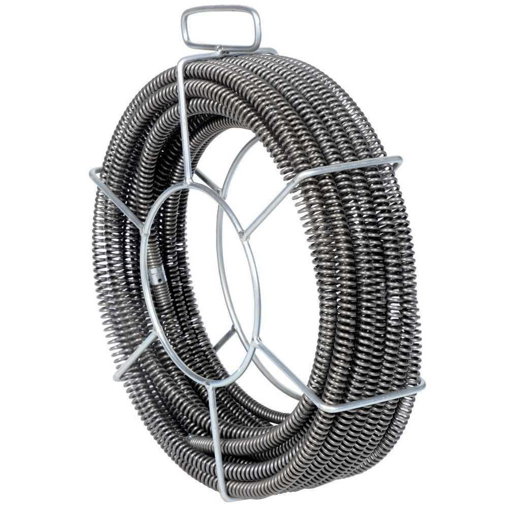 Cable Acerado para Destapador de Desagüe PDC75 16MMx32MTS Power Pro 103011468