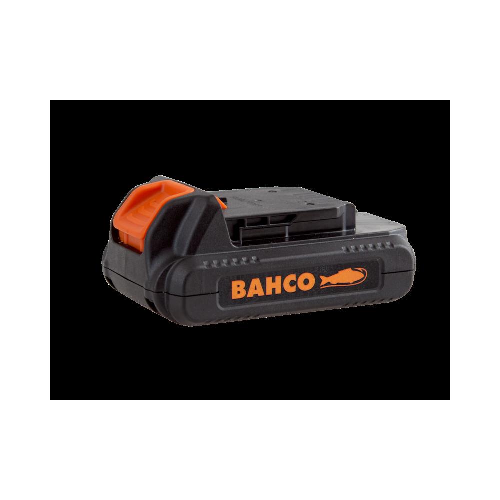 Batería Ion Litio 18V - 2Ah Bahco BCL33B1