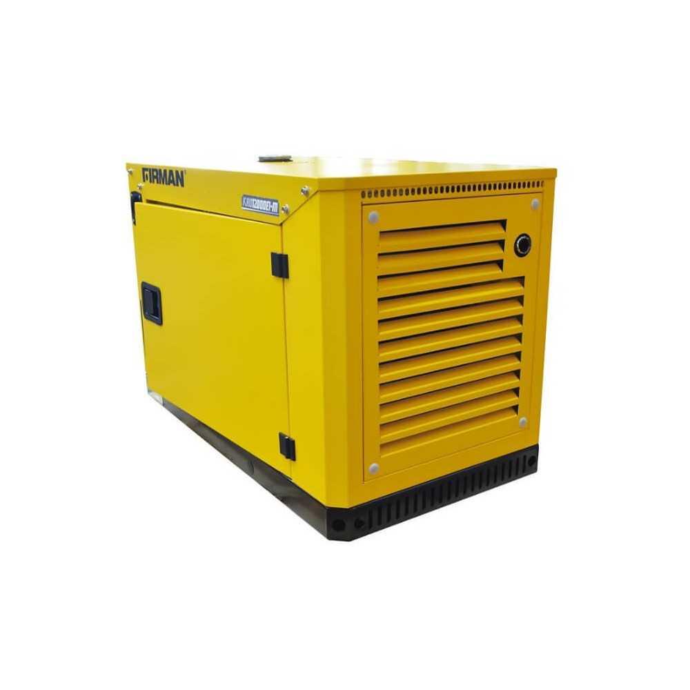 Generador Diésel 10 KVA 220V P/E Insonoro KRD12000EI-M Krafter 4482000015002