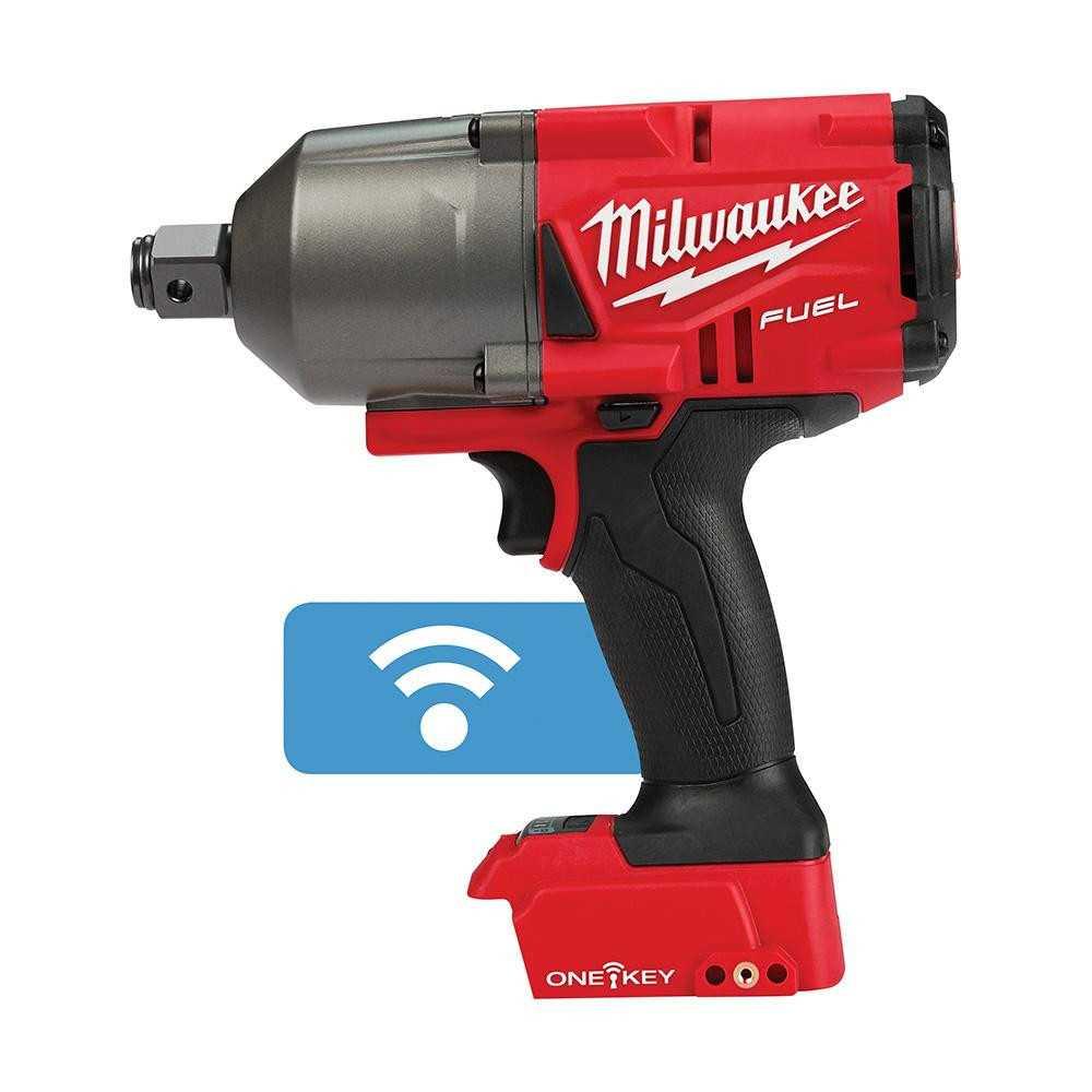 """Llave de Impacto Inalámbrica De Alto Torque 3/4"""" M18 Fuel Sin Bateria Ni Cargador Milwaukee 2864-20"""