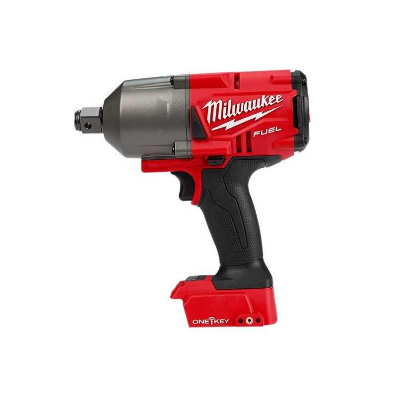 """Llave de Impacto Inalámbrica De Alto Torque 1/2"""" M18 Fuel Sin Bateria Ni Cargador Milwaukee 2863-20"""