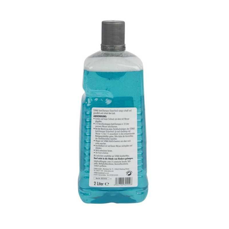 Shampoo Concentrado 2 Litros Ocean-Fresh Sonax 34325541