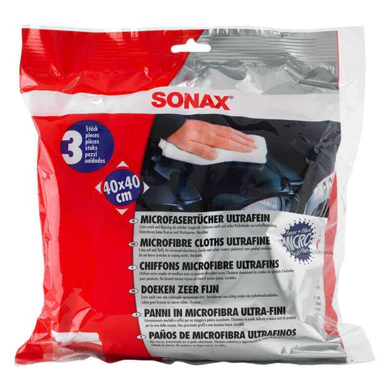 Paño Microfibra Ultrafino Sonax 344507000