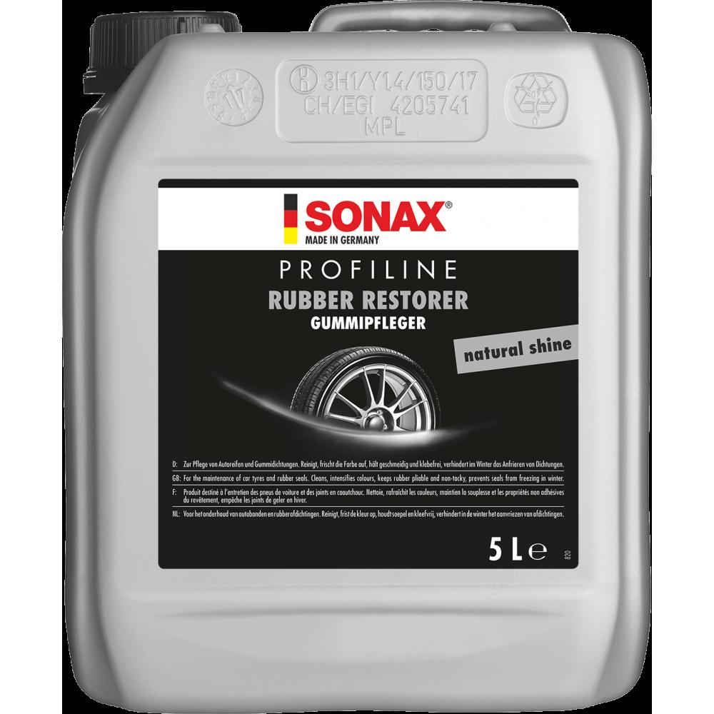 Renovador De Goma Con Silicona 5 Lts Sonax 34340505