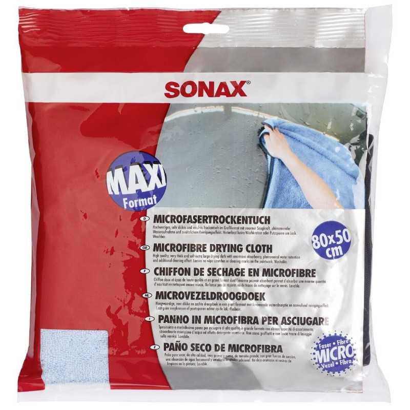 Toalla Microfibra 80 x 50 cm Sonax 34450800