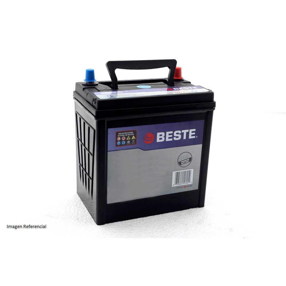 Batería de Auto 45Ah Positivo izquierdo Beste 39NS60GB