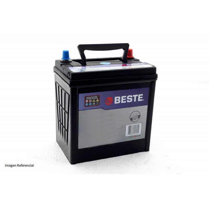 Batería de Auto 12V 62Ah Positivo izquierdo Beste 3956220GB