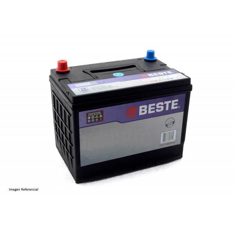 Batería de Auto 70Ah Positivo derecho Beste 39NX110-5LGB