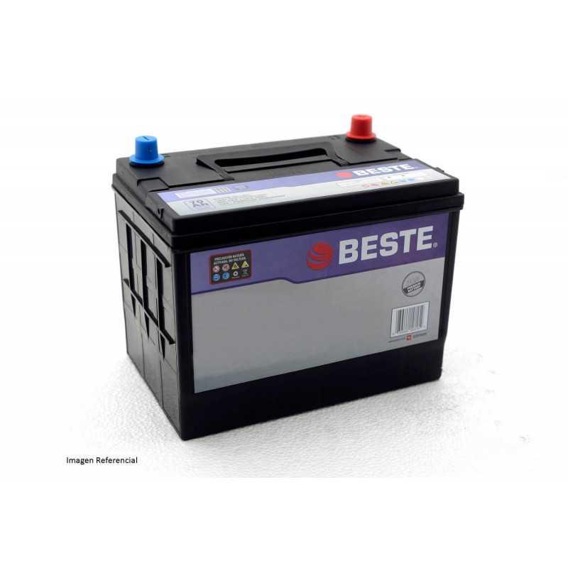 Batería de Auto 12V 72Ah Positivo izquierdo Beste 3957219GB
