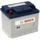 Batería de Auto 55Ah Positivo Izquierdo Bosch 39S455E-E