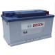 Batería de Auto 80Ah Positivo Derecho Bosch 3958014MF