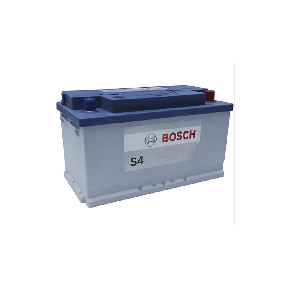 Batería para Automóvil 80Ah Positivo Derecho Bosch 3958014MF