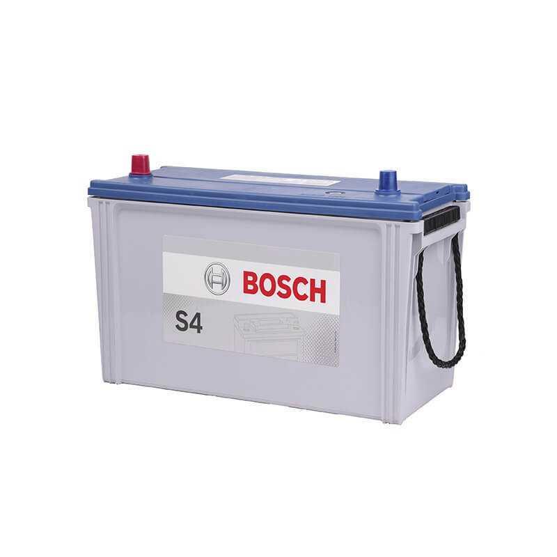 Batería de Auto 100Ah Positivo izquierdo Bosch 39N100MF