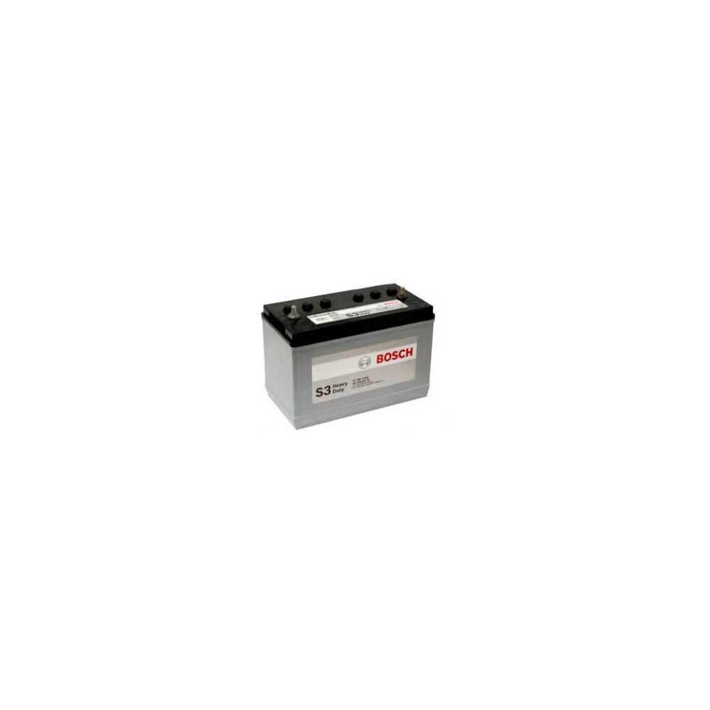 Batería de Auto 100Ah Positivo Derecho Bosch 39S3100S-T