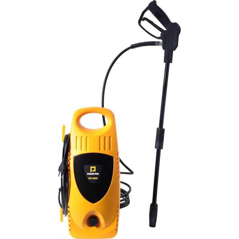 Hidrolavadora Alta Presión Eléctrica 1.650W IP1600 Power Pro 103010180