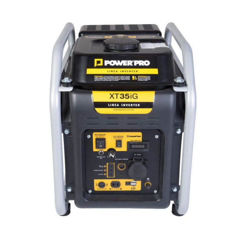 Generador Inverter A Gasolina 3.5Kw XT35IG Power Pro 103010914