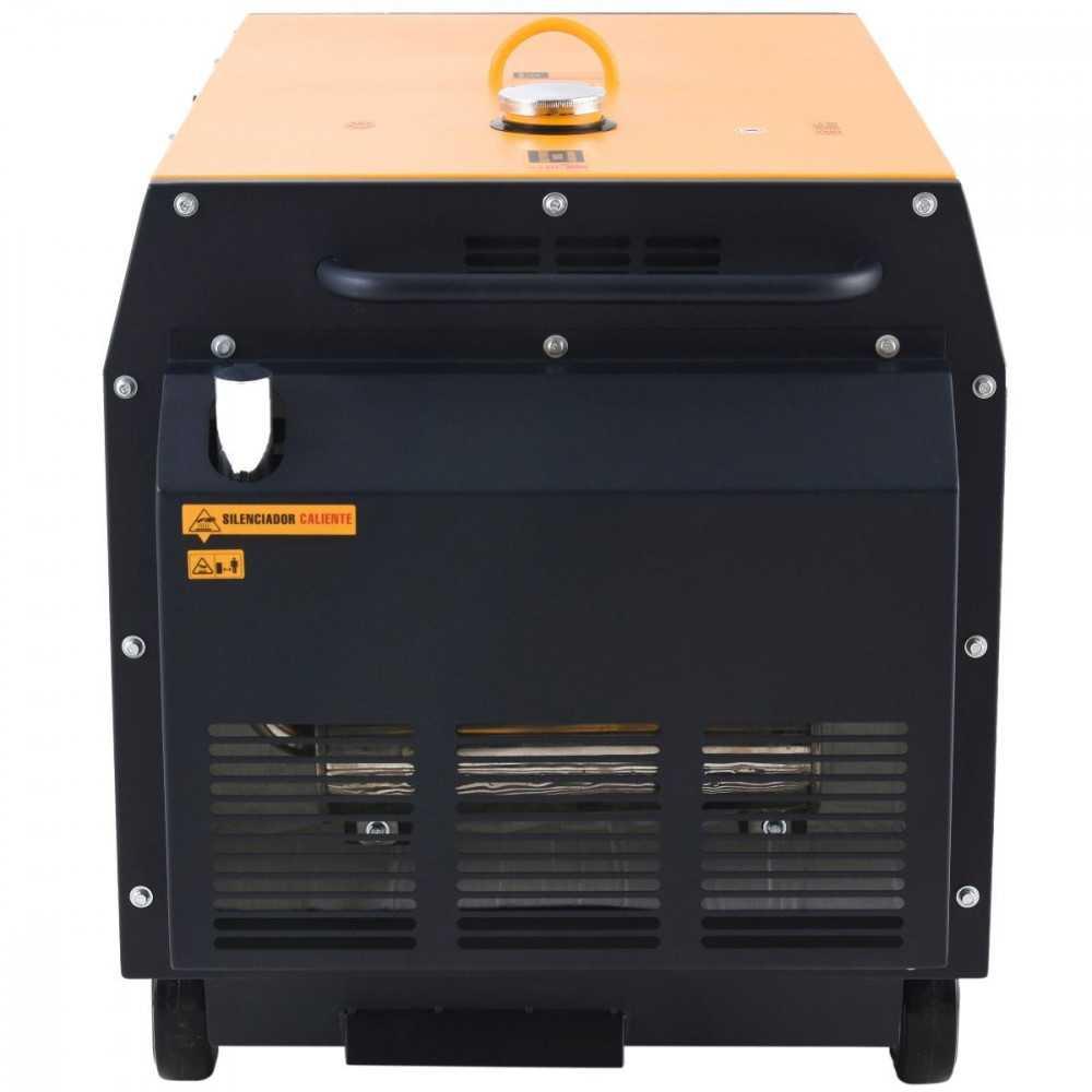 Generador Insonorizado Monofásico 9.5 KVA KDE-12000TAF Kipor 305010006