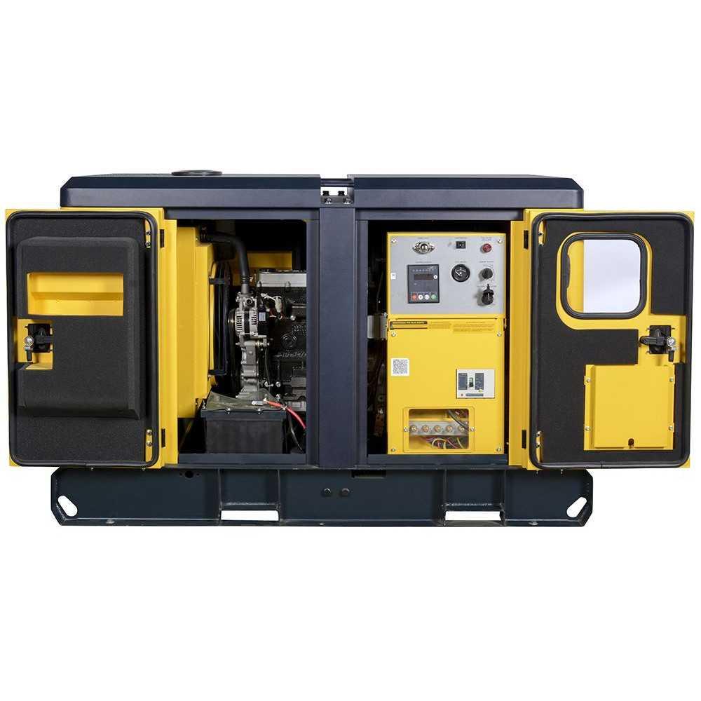 Generador Eléctrico Trifasico Diesel 19.5 kva 380V / 400V KDE-23S3 Kipor 305010011