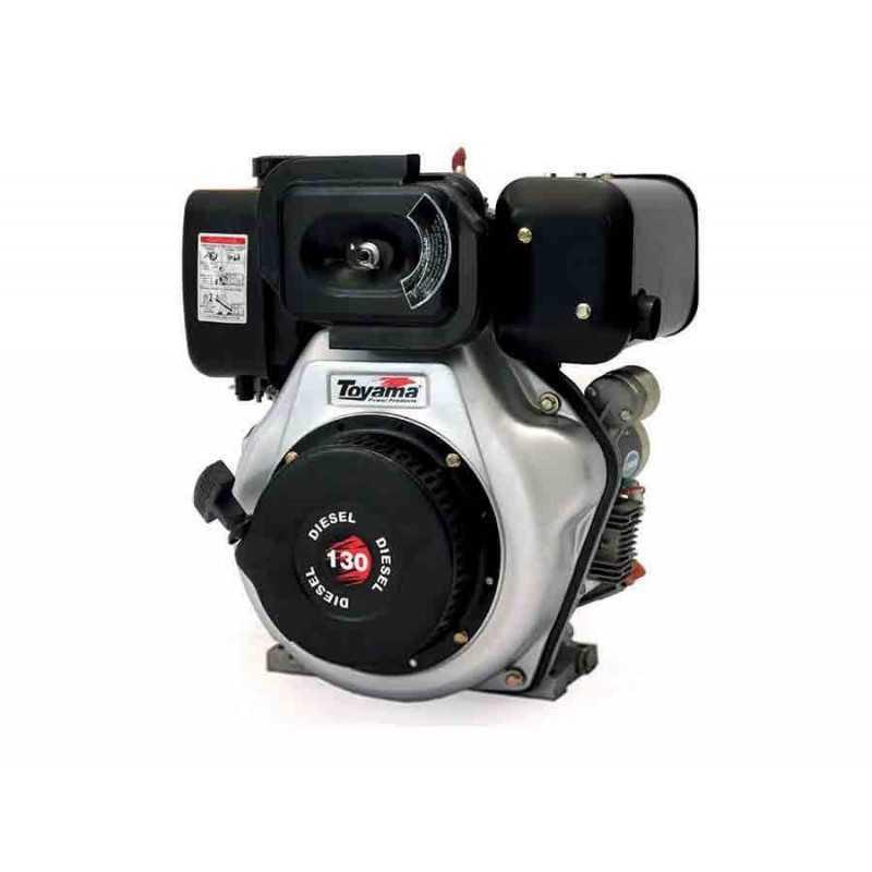 Motor Diésel Partida Eléctrica 13 HP Toyama TDE130FEJ