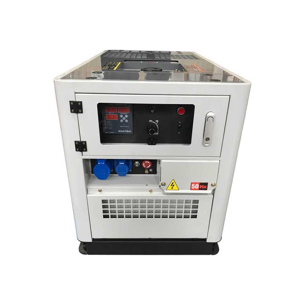 Generador Diésel Trifásico 9.5 KVA ATS Incorporado Toyama TDWG12000SGE3