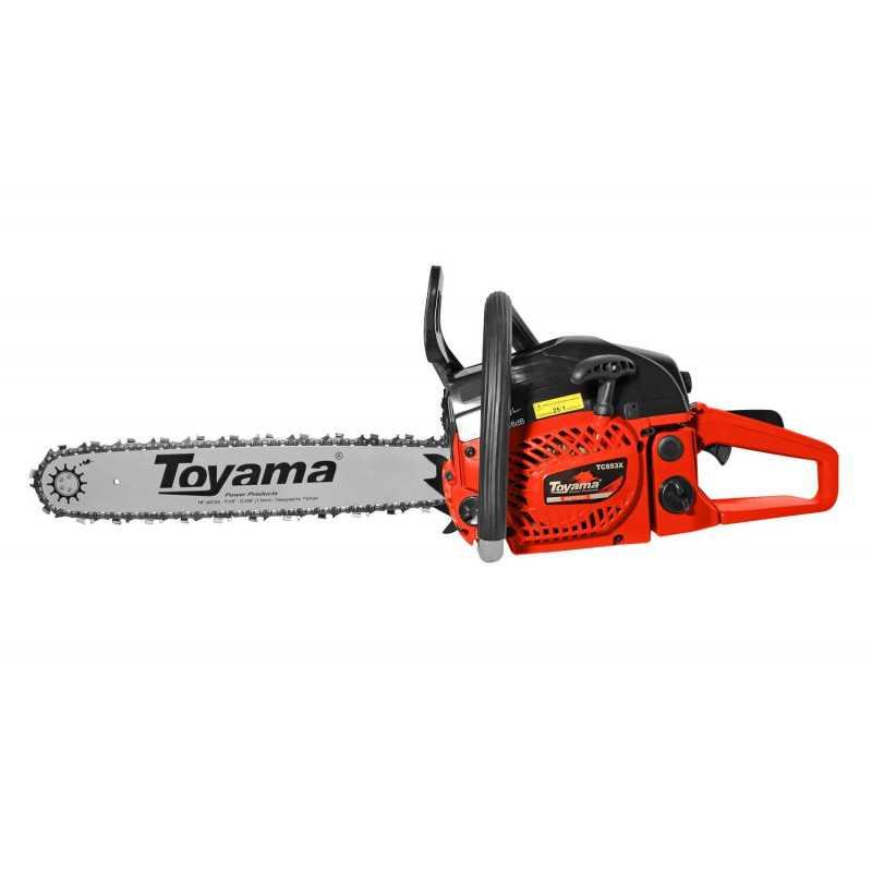 """Motosierra 16"""" 50.2 cc Toyama MT53-16"""