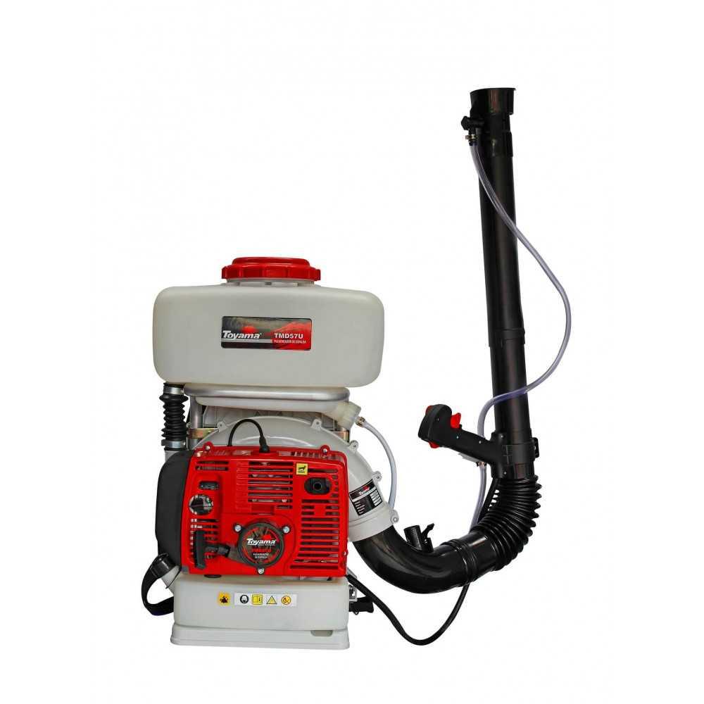 Pulverizador a Combustion de Espalda 14L 2.5Kw / 3.3 HP Toyama 3WF-600