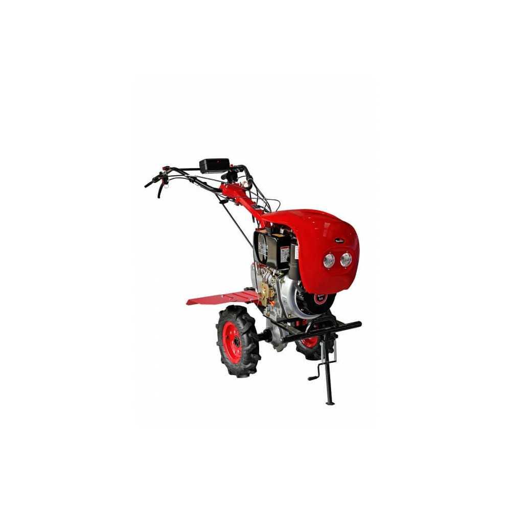 Motocultivador Diésel 9 HP Toyama TDT110-A