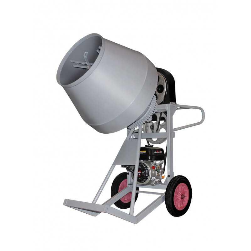 Betonera Volteo Directo Gasolina 5.5 HP Toyama BTG150-A