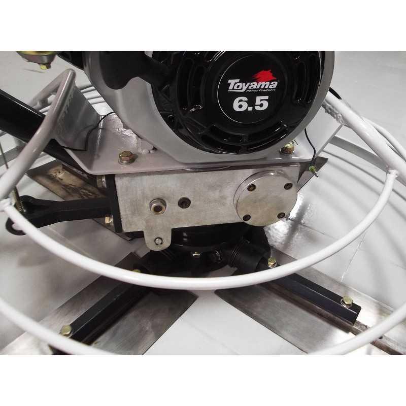 Alisadora de Pavimento 6.5 HP Gasolina Aspas 90 CM Toyama TPT900-A