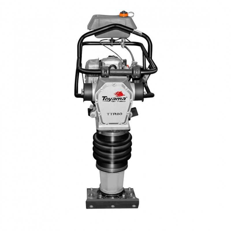Vibropison Gasolina 4 HP Toyama TTR80X-A