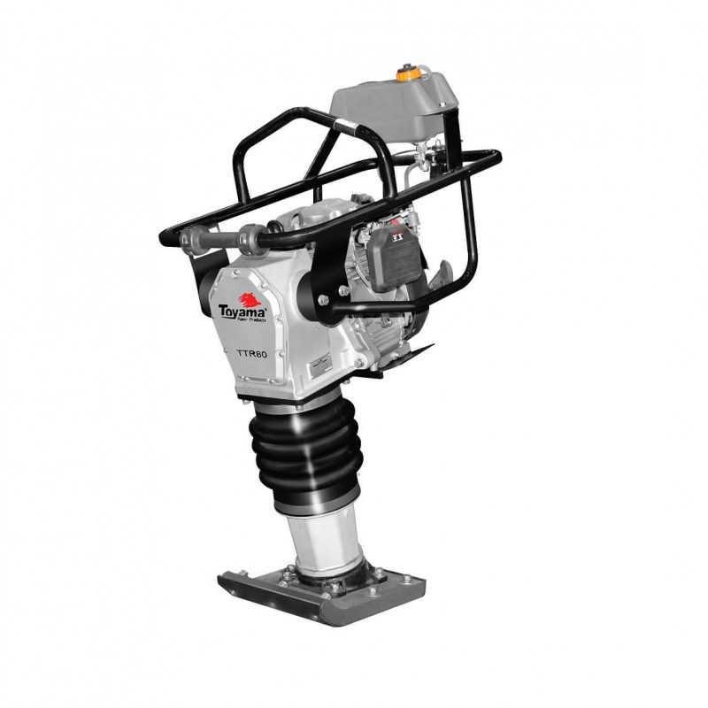 Vibroapisonador Gasolina 4 HP Toyama TTR80X-A