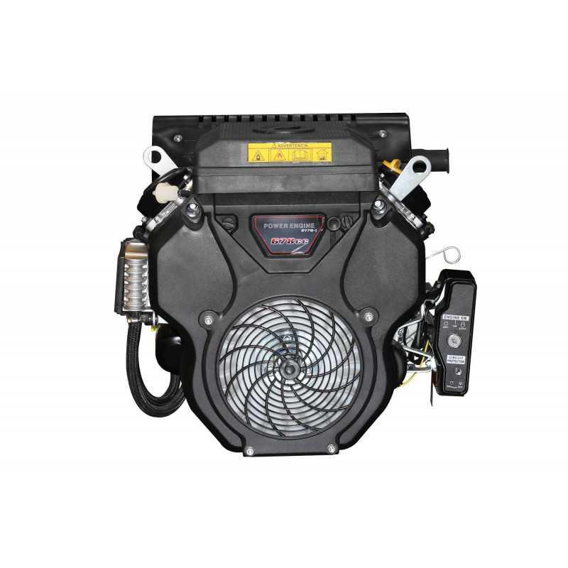 Motor Gasolina Partida Eléctrica 20 HP Toyama TF200FEX1J