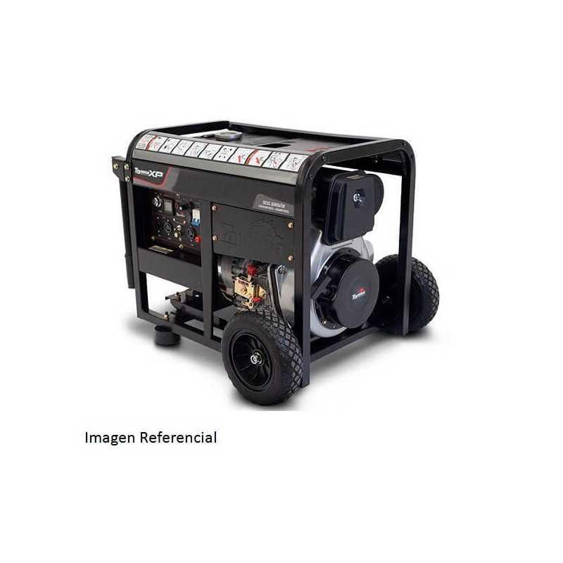 Motosoldadora Diésel 220 Amp TWGD220EXP Toyama 251-060C